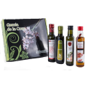 Dáková sada Estuches s chilli olejem