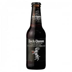 Pivo Bock Damm černé