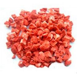 Sušené jahody - kostičky 100 g